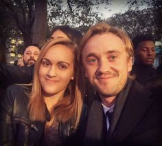 Keep calm and love Tom Felton