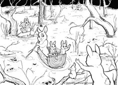 Spring came unexpectedly (BunnyStories9) by Stasushka.deviantart.com on @DeviantArt