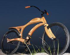 bike by Bekes Wooden Bicycles...beautiful