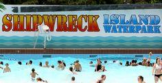 Shipwreck Island Waterpark - Panama City Beach Florida Attractions - Partner Listing