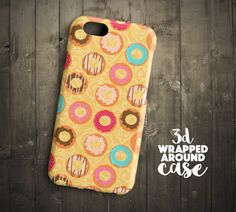 Donut iPhone 6s Caseiphone 6s Plus casepattern by LoudUniverse