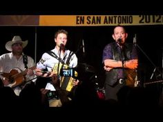 Flaco Jimenez, Dwayne Verheyden, and Max Baca - 2012 Tejano Conjunto Fes...