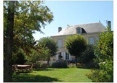 Stunning Maison Bourgeoise plus three apartments set in private garden. 15 mins to the sea, Charente-Maritime, #Poitou-Charentes €1,378,000 #France