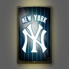 SKIBAS DEPOT -  Party Animal New York Yankees MotiGlow, $24.99 (http://skibas-depot6.mybigcommerce.com/party-animal-new-york-yankees-motiglow/)