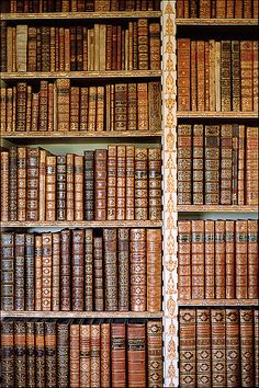Long Library, Holkham Hall