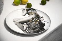 Yuan Parnasse table set #maisonetobjet #ibride #design