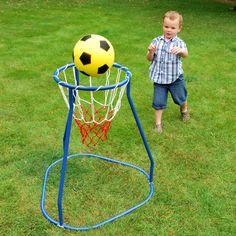 Basketball standaard voor peuters en kleuters