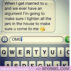 How to make a marriage work. #love #husband