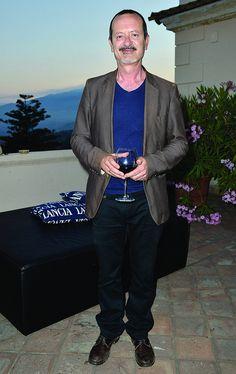 Rocco Papaleo durante la quarta giornata del Taormina Film Fest 2013.