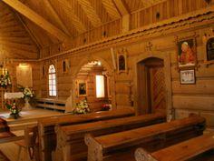Wnętrze kościoła. #dominikanie #klasztor #małeciche