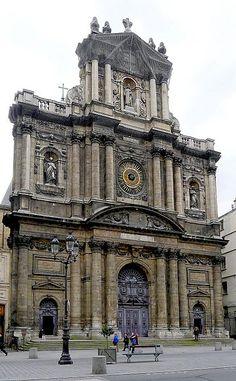 Eglise Saint-Paul-Saint-Louis, Paris