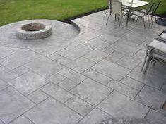 Image result for stamped concrete