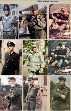 {*Elvis in the Army*}