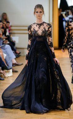Zuhair Murad Haute Couture F/W 13-14 Paris