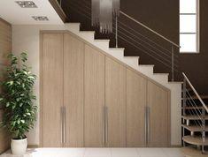cupboard under stairs