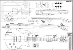 Full Scale 59 LP Standard - Guitar bodies and kits from BYOGuitar Guitar Diy, Les Paul Guitars, Les Paul Custom, Les Paul Standard, Guitar Accessories, Guitar Parts, Guitar Building, I Want To Know, Guitar Design