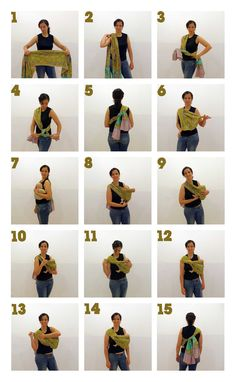 How to Simple Hip carry