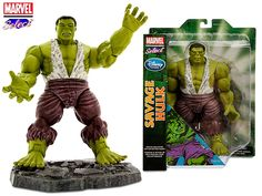 Savage Hulk Action Figure – Marvel Select Exclusive
