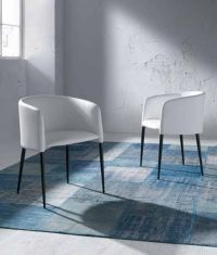 Fauteuil tapissier : Collection BALTICO