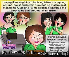 Dealing with Workplace Gossip By Maloi Malibiran-Salumbides ...