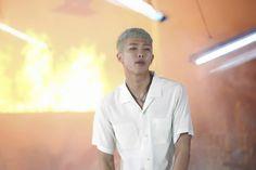 BTS RapMon/Fire