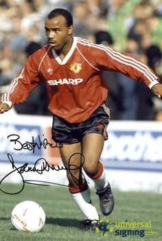 Danny Wallace, Manchester United