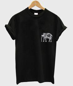elephant T shirt  #tshirt #graphictee #awsome #tee #funnyshirt