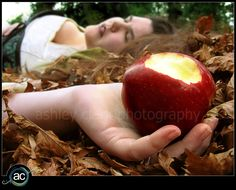 snow white by ashley clark