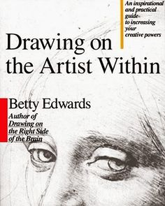 """Art as My Therapy - Pages from My Sketch Book: Drawing Out Insight - """" Drawing on the Artist With..."""