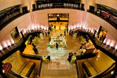 Host a cocktail party in the Main Lobby at the BPL!