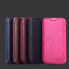 """original brand """"kalaideng"""" case for Galaxy quality PU leather material package holder Galaxy Note Cases, Samsung Galaxy S4 Cases, Iphone 5s Covers, Htc One M7, Best Iphone, Leather Cover, Pu Leather, Leather Material, Ipad Case"""