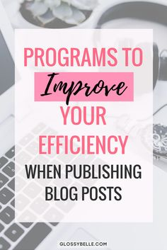 Want to save time when you publish your blog posts so you can use that time to create better content and promote your blog? Read about these 3 tools that can help you improve your efficiency when publishing blog posts. time efficient   save time   blogger   blogging tips   blogging   grammar   proofreading   productivity   productive   blog post