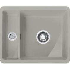 Kubus KBK 160 Fraceram Szary mat Ceramic Undermount Sink, Bowl Sink, Pearl Grey, Washroom, Plumbing, Bathtub, Design, Standing Bath