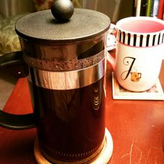 Petes coffee in french press