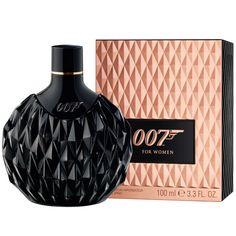 Shop the dangerously seductive 007 for Women Eau de Parfum by James Bond. Become a Bond woman & ooze confidence by exploring our women's EDP perfume today. Perfume Parfum, Perfume Hermes, Perfume Store, Best Perfume, Fragrance Parfum, Parfum Spray, Perfume Bottles, Fragrance, Branding
