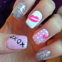 15 Nail Designs That Make Valentine's Day Worth It - Nail Art HQ