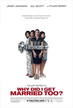 Why Did I Get Married Too posters for sale online. Buy Why Did I Get Married Too movie posters from Movie Poster Shop. We're your movie poster source for new releases and vintage movie posters. Dwayne Johnson Movies, Sharon Leal, Michael Jai White, Marriage Retreats, Jill Scott, Black Actresses, Tyler Perry, Dwayne The Rock, Book Tv