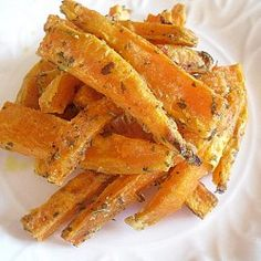 Baked Sweet Potato Fried