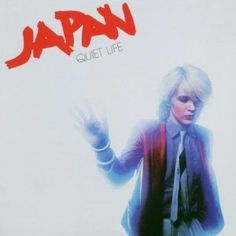 These are the two that defined Japan and marked their shift from Glam to New Wave. David Sylvian's introduction of the lower register vocals. Lp Cover, Cover Art, Rock Music, My Music, Music Stuff, Beatles, Roman Photo, Beste Songs, All Tomorrow's Parties