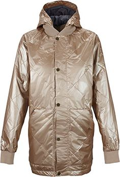 Burton Stella Shirt Snowboard Jacket Womens Sz M *** Learn more by visiting the image link.