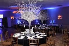 Winter Themed Centerpieces - Yahoo Image Search Results