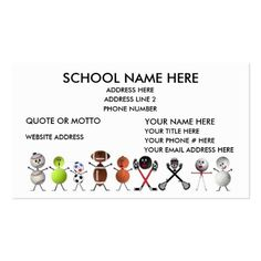 Basketball business cards business cards and business sports coach business card colourmoves