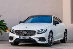 "Mercedes-Benz E 400 4MATIC AMG Line Coupé ""Edition 1"" (C238) '2017"
