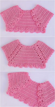 "acil Y Rapid - Diy Crafts Diy Crafts - Vestido nina a crochet muy facil y rapido ""Crochet Baby Girl Crochet girl dress very easy"", ""Discover thousands Crochet Bolero, Crochet Baby Dress Pattern, Baby Girl Crochet, Crochet Baby Clothes, Baby Knitting Patterns, Crochet For Kids, Knit Crochet, Crochet Ideas, Knitting Baby Girl"