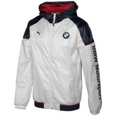 PUMA BMW Windbreaker - Men's - White