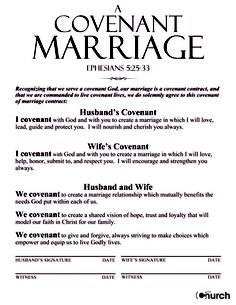 A Marriage Convenant Is Very Serious Thing Dont Take It Lightly