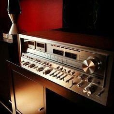 Vintage audio Pioneer SX-1980