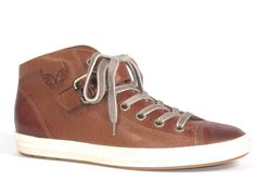 Paul Green sneakers (cognac)
