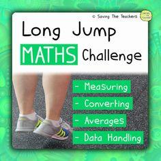Math Long Jump Challenge
