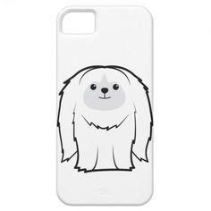 Pekingese Dog Cartoon iPhone 5 Covers